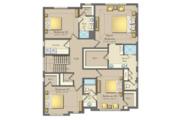 Farmhouse Style House Plan - 4 Beds 3.5 Baths 2982 Sq/Ft Plan #1057-15