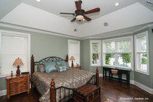 Craftsman Interior - Master Bedroom Plan #929-26