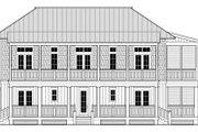 Beach Style House Plan - 3 Beds 4 Baths 2201 Sq/Ft Plan #443-4