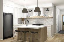 Dream House Plan - Farmhouse Interior - Kitchen Plan #23-2729