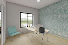 Architectural House Design - Farmhouse Interior - Bedroom Plan #126-175