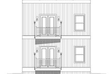 House Plan Design - Contemporary Exterior - Front Elevation Plan #932-292