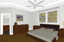 Dream House Plan - Farmhouse Interior - Master Bedroom Plan #126-187