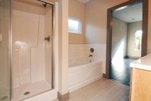 House Design - Contemporary Interior - Master Bathroom Plan #932-7