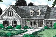 Traditional Style House Plan - 4 Beds 2.5 Baths 2525 Sq/Ft Plan #20-232