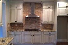Traditional Interior - Kitchen Plan #927-6