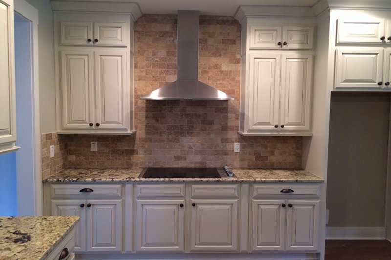 Traditional Interior - Kitchen Plan #927-6 - Houseplans.com