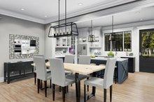 Cottage Interior - Dining Room Plan #406-9656