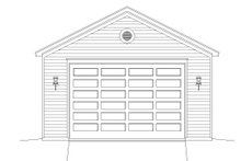 Dream House Plan - Country Exterior - Front Elevation Plan #932-136