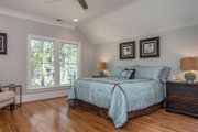 Craftsman Style House Plan - 4 Beds 2.5 Baths 2288 Sq/Ft Plan #461-35 Interior - Master Bedroom