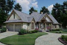 House Design - Craftsman Exterior - Front Elevation Plan #120-171