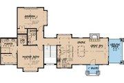 Craftsman Style House Plan - 2 Beds 3 Baths 1921 Sq/Ft Plan #923-23 Floor Plan - Main Floor Plan