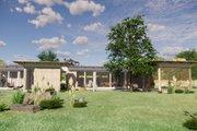 Modern Style House Plan - 1 Beds 1 Baths 1246 Sq/Ft Plan #897-2