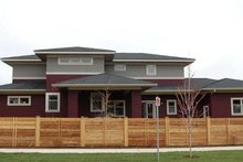 Home Plan - Prairie Exterior - Other Elevation Plan #434-2