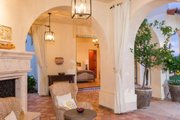 Mediterranean Style House Plan - 4 Beds 5 Baths 6860 Sq/Ft Plan #484-8 Interior - Other