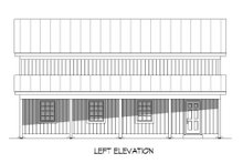Farmhouse Exterior - Front Elevation Plan #932-31