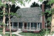 Farmhouse Style House Plan - 2 Beds 1 Baths 923 Sq/Ft Plan #406-153