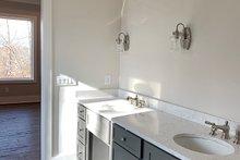 Home Plan - Farmhouse Interior - Master Bathroom Plan #437-97