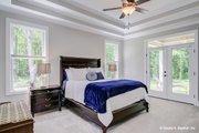 Craftsman Style House Plan - 4 Beds 3 Baths 2863 Sq/Ft Plan #929-7 Interior - Master Bedroom