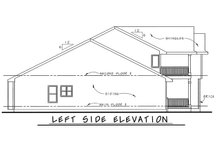 House Plan Design - Traditional Exterior - Other Elevation Plan #20-1713