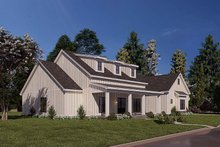 Dream House Plan - Craftsman Exterior - Other Elevation Plan #923-175