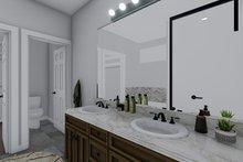 Dream House Plan - Craftsman Interior - Master Bathroom Plan #1060-52