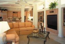 House Plan Design - Family Room
