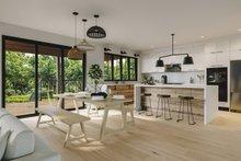 Craftsman Interior - Kitchen Plan #23-2724