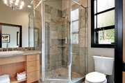 Modern Style House Plan - 4 Beds 4.5 Baths 4750 Sq/Ft Plan #132-221 Interior - Bathroom