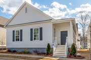 Traditional Style House Plan - 3 Beds 2 Baths 1730 Sq/Ft Plan #69-406