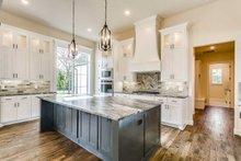 Architectural House Design - Southern Interior - Kitchen Plan #1074-8