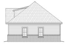 House Plan Design - Craftsman Exterior - Other Elevation Plan #932-25