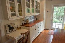 Colonial Interior - Kitchen Plan #451-26
