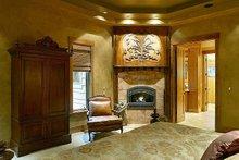 Craftsman Interior - Master Bedroom Plan #48-233