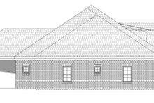 Dream House Plan - Craftsman Exterior - Other Elevation Plan #932-280