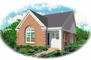 Southern Style House Plan - 2 Beds 2 Baths 1057 Sq/Ft Plan #81-120