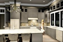 House Design - Bungalow Interior - Kitchen Plan #44-238