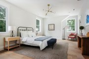 Craftsman Style House Plan - 3 Beds 3 Baths 2590 Sq/Ft Plan #461-73 Interior - Master Bedroom