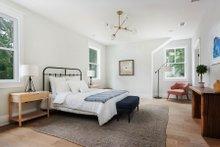 Craftsman Interior - Master Bedroom Plan #461-73