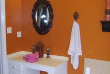 Dream House Plan - Craftsman Interior - Master Bathroom Plan #21-364