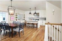 Traditional Interior - Kitchen Plan #928-349