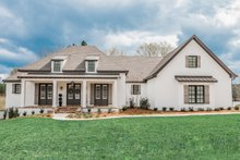 Home Plan - European Exterior - Front Elevation Plan #430-192