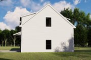 Country Style House Plan - 1 Beds 1 Baths 1969 Sq/Ft Plan #1064-75