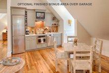 Architectural House Design - Optional Bonus Guest Suite