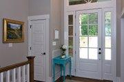European Style House Plan - 4 Beds 4 Baths 2401 Sq/Ft Plan #929-4 Interior - Entry