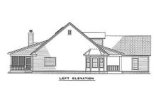 Country Exterior - Other Elevation Plan #17-176