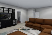 Ranch Style House Plan - 2 Beds 2 Baths 1801 Sq/Ft Plan #1060-40 Interior - Dining Room