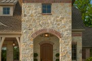 Country Style House Plan - 4 Beds 4.5 Baths 5008 Sq/Ft Plan #928-265 Exterior - Front Elevation
