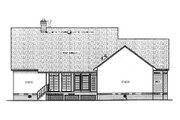 Farmhouse Style House Plan - 3 Beds 2 Baths 1932 Sq/Ft Plan #45-133 Exterior - Rear Elevation