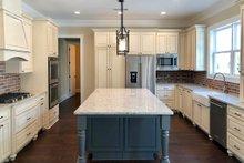 Farmhouse Interior - Kitchen Plan #437-92